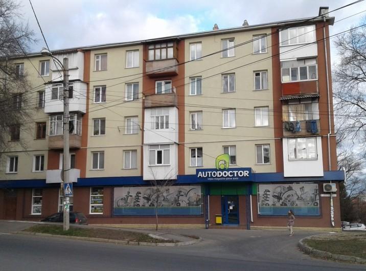 Apartament, 44m2, Telecentru, str. Lech Kaczynski 2/1