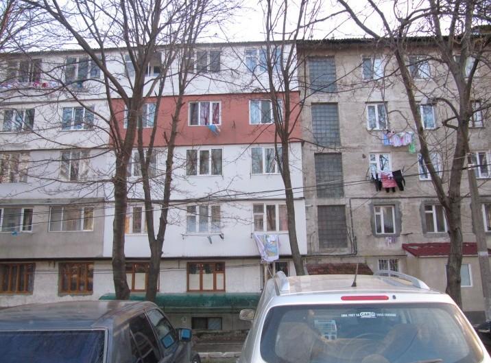 Apartament, 55m2, Botanica, str. Burebista 53