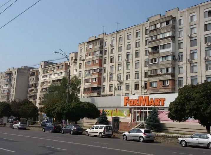Apartament, 3 odai, 66 m2, Rascani, bd. Moscova 5
