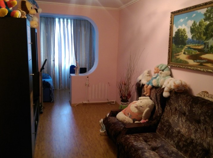 Apartament, 2 odai, 54 m2, Rascani, str. Florilor 12/2