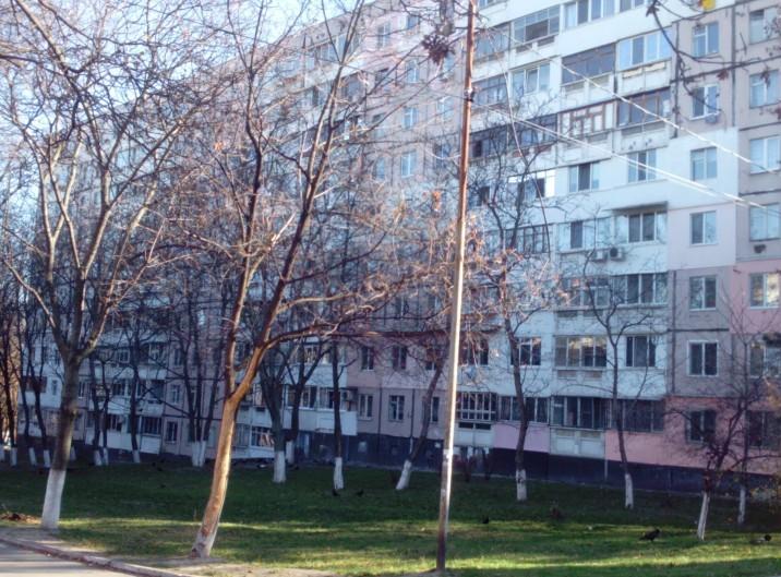 Apartament, 2 odai, 53m2, Botanica, str. Traian 5