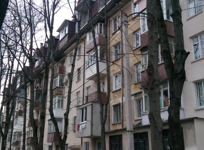 Apartament, 40m2, Rascani, str. Alecu Russo 4