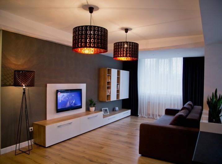 Apartament, 2 odai, 65 m2, Centru, str. Ciuflea 4