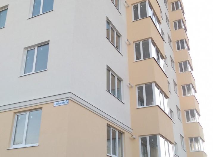 Apartament, 1 odaie, 48 m2, Rascani, str. Bariera Orhei 5