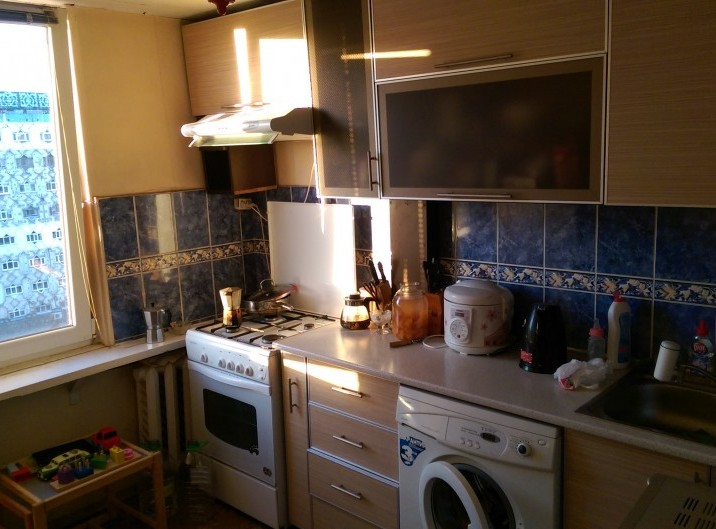 Apartament, 3 odai, 76 m2, Rascani, bd. Moscova 2