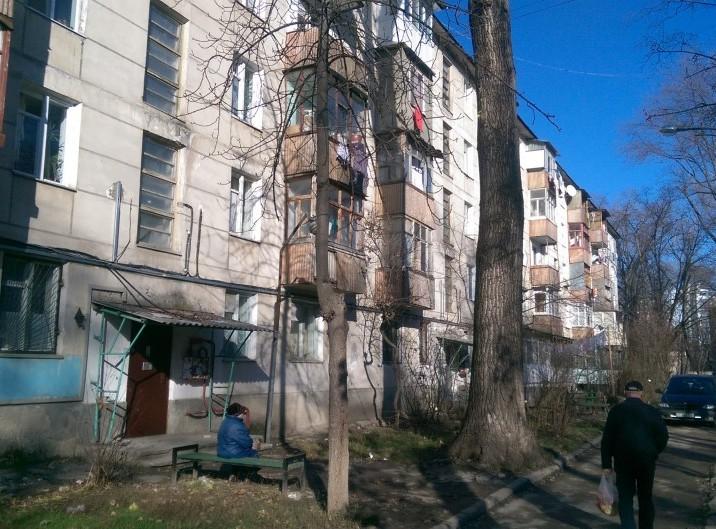 Apartament, 45m2, Rascani, str. Alecu Russo 5/2