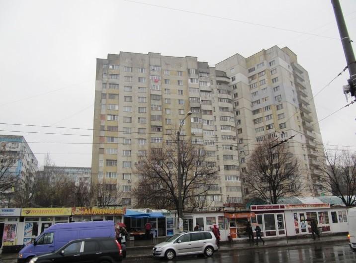 Apartament, 55m2, Botanica, str. Cuza Voda 23