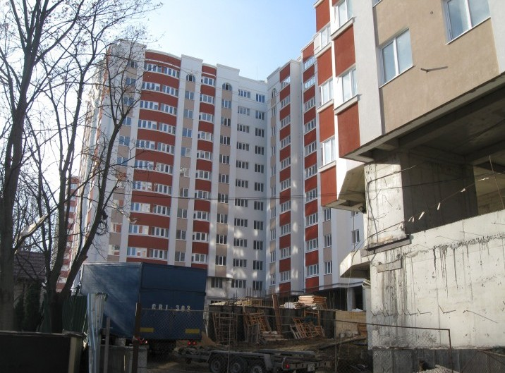 Apartament, 1 odaie, 43,2 m2, Telecentru, str. N. Testemiteanu
