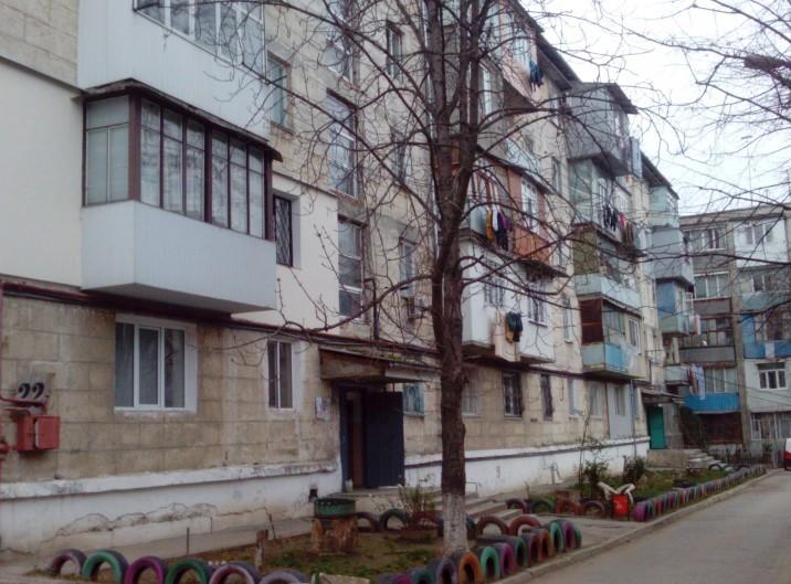 Apartament, 24m2, Botanica, str. Salcamilor 22/7