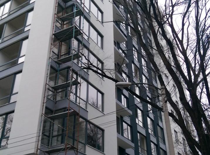 Apartament, 1 odaie, 45 m2, Rascani, str. Alecu Russo 9/2
