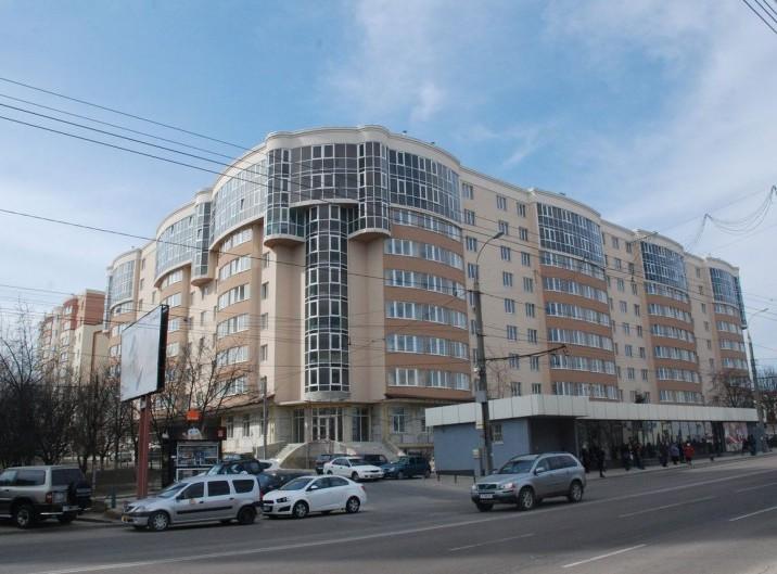 Apartament, 76m2, Buiucani, str. Alba-Iulia 75/18