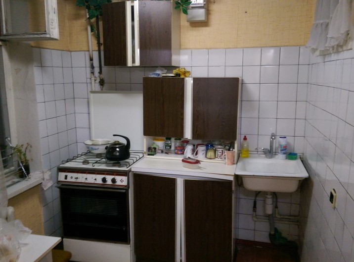 Apartament, 2 odai, 45 m2, Rascani, str. Kiev 14/1