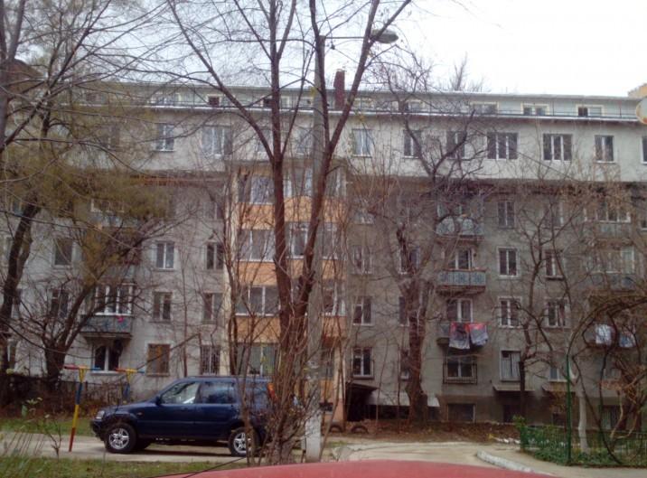Apartament, 40m2, Botanica, str. Titulescu 12