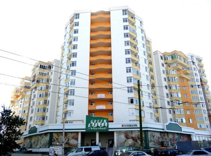 Apartament, 120m2, Buiucani, str. Alba-Iulia 113