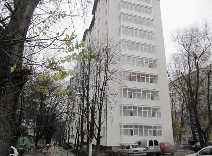 Apartament, 35m2, Varianta alba, str. Cuza-Voda 8/2