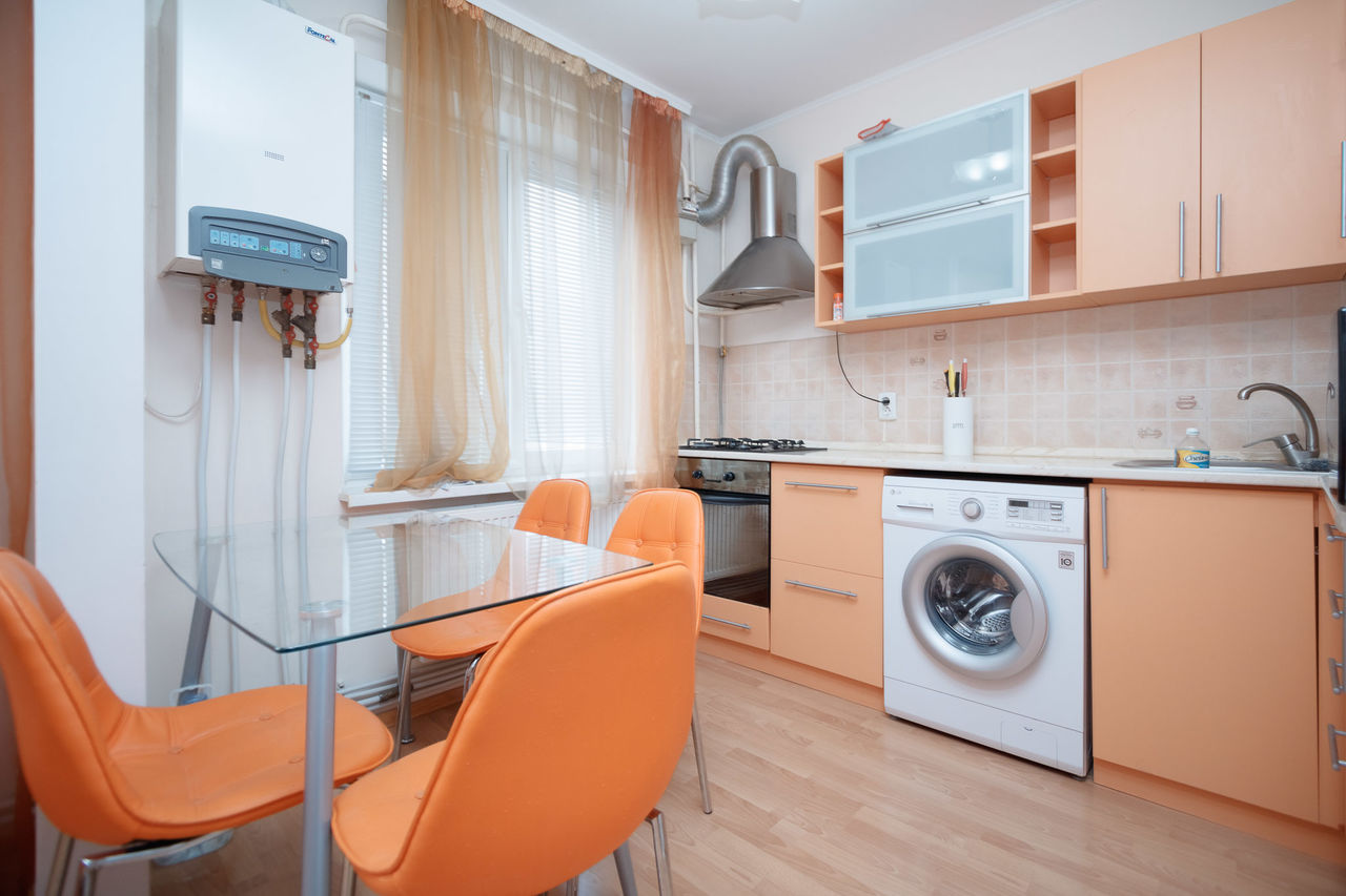 Apartament 2 odai, 52m2, Traian