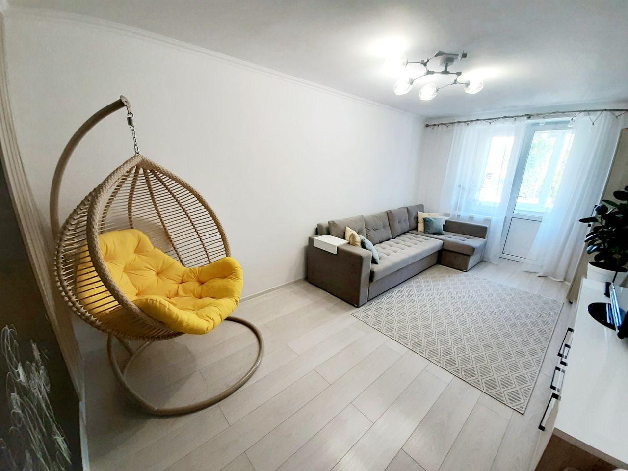 Apartament cu 2 odai, Riscani, str. Matei Basarab