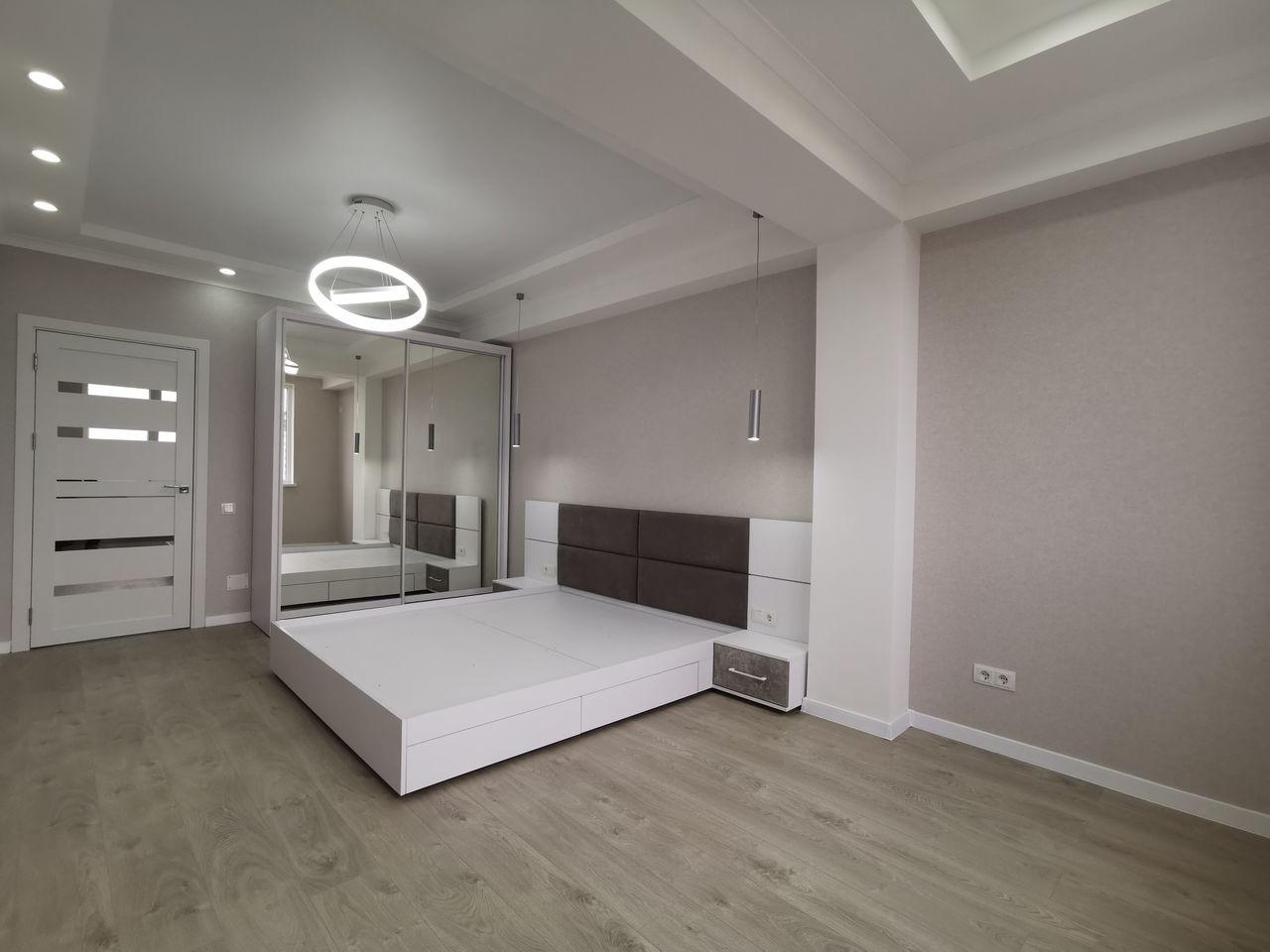 Apartament cu 2 odai, Telecentru, 76 mp
