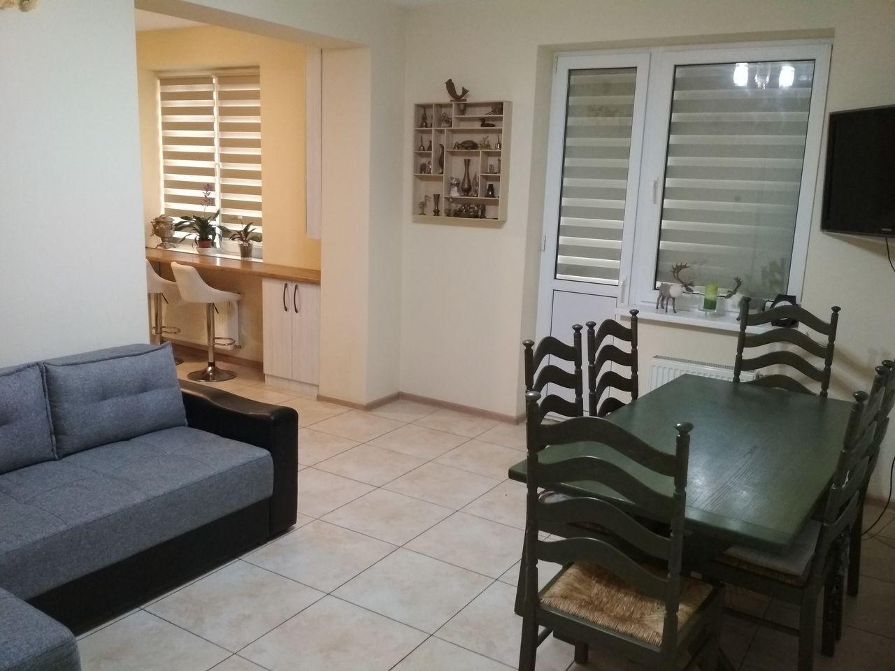 Botanica, apartament cu 3 odai, 120 mp
