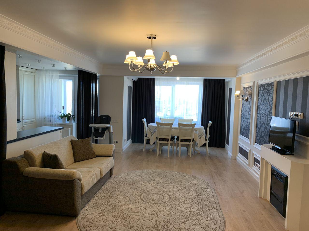 Apartament cu 3 camere, 90 mp, în apropiere de Gradina Botanica