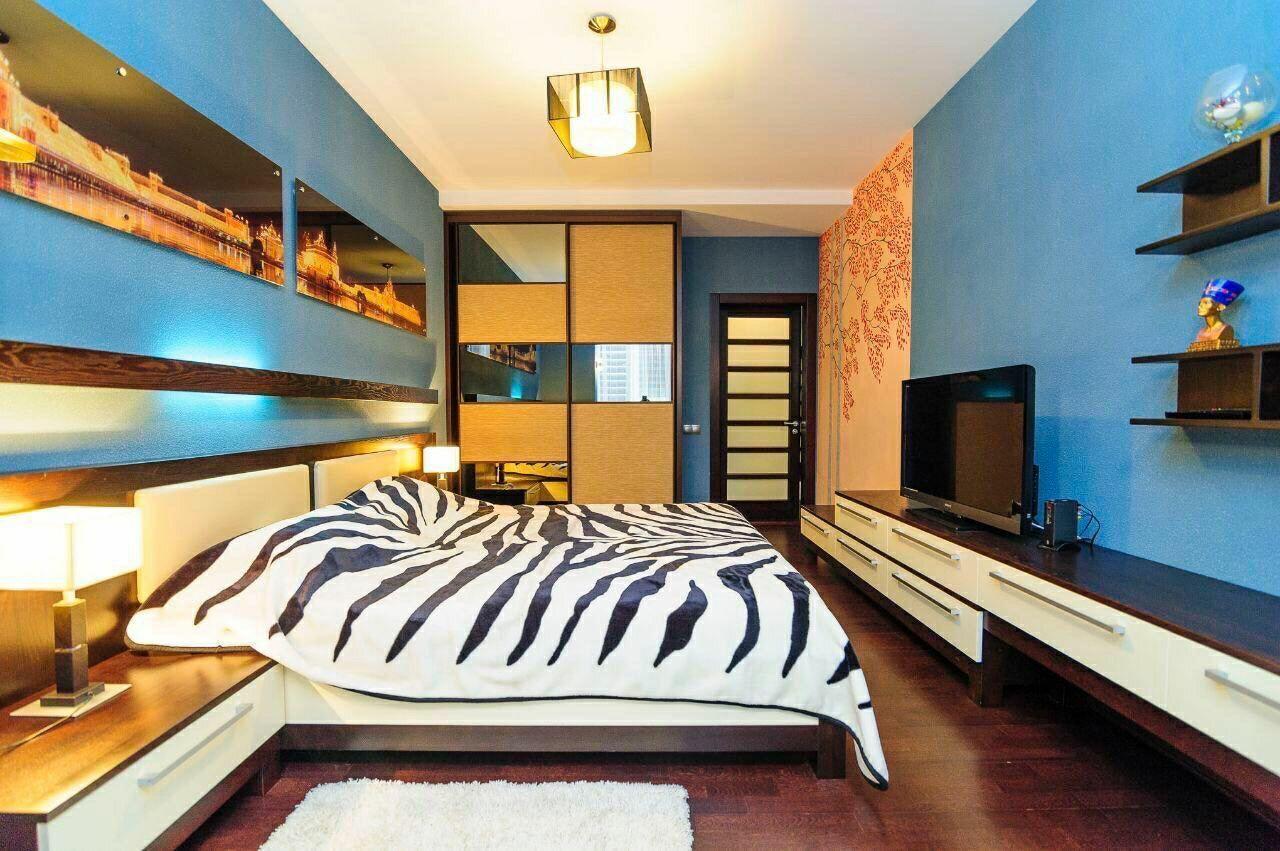 Apartament în bloc nou, Buiucani