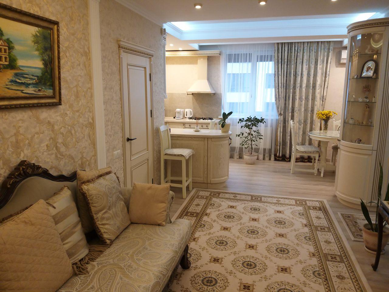 Apartament Lux in bloc nou, euroreparatie